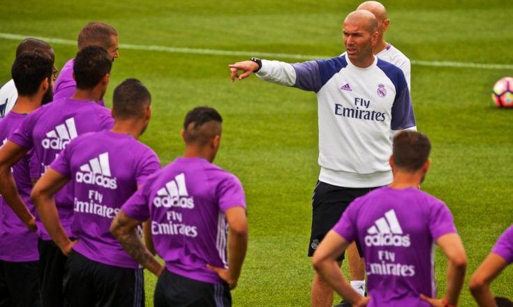 Supercopa Zidane