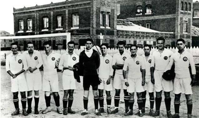 Real Madrid 1916