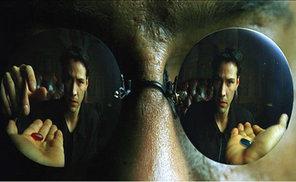 matrix pildora