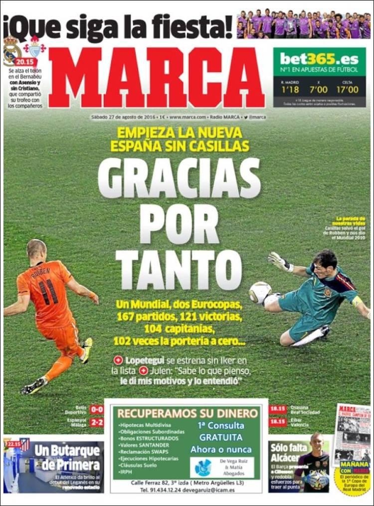 Marca Portada Iker 27.08.16