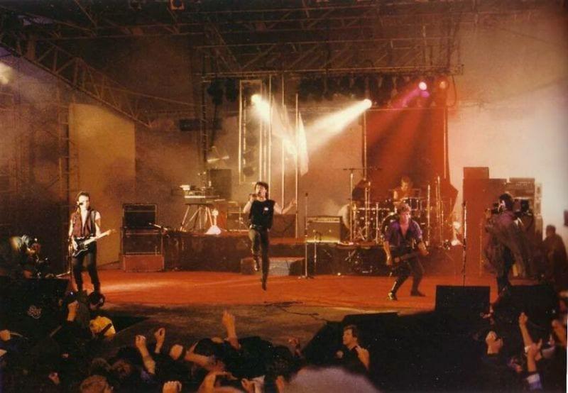 U2 Red Rocks