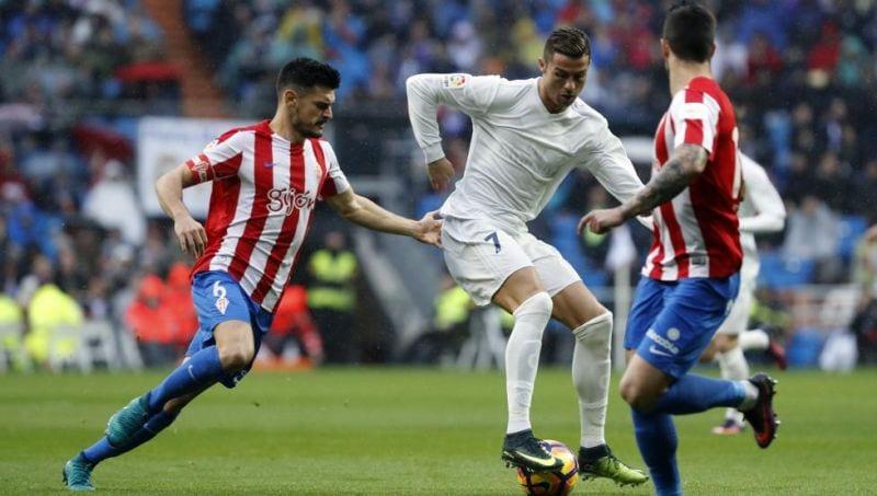Real Madrid - Sporting (Foto Mundo Deportivo)