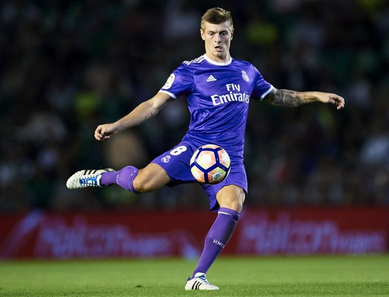 Toni Kroos (Foto Getty Images)