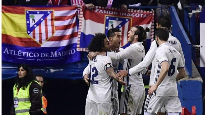 Atletico de Madrid - Real Madrid (OK Diario)