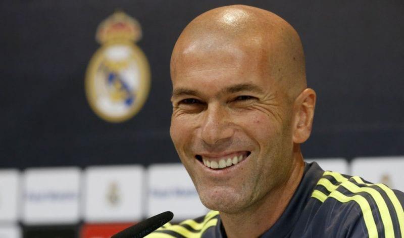 Zinedine Zidane (Foto El Confidencial)