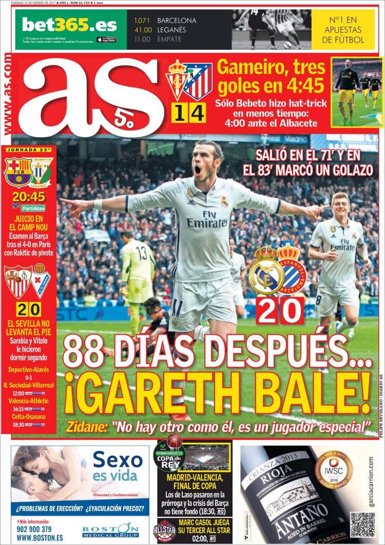 As Portada Bale 19.02.17