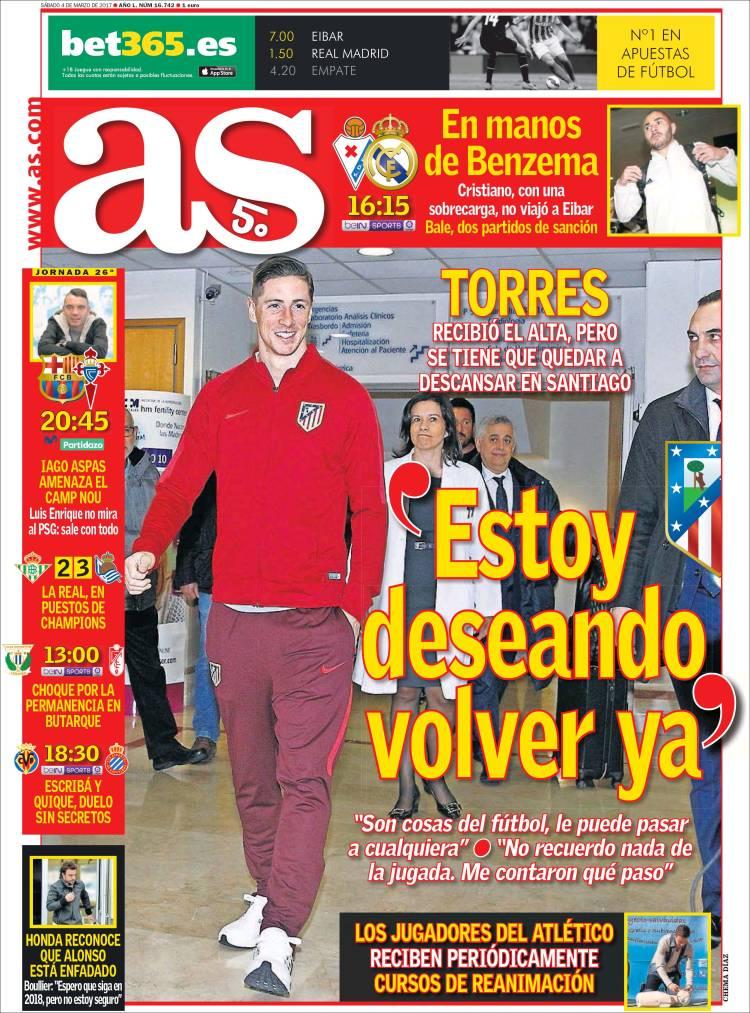 As Portada Torres 04.03.17