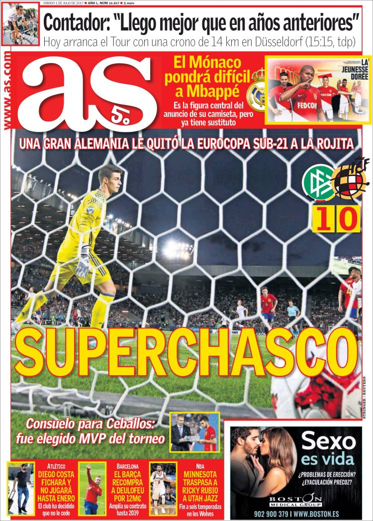 Portada As Superchasco 01.07.17