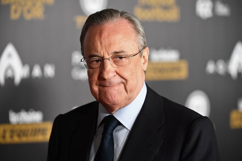 Florentino Pérez (Getty Images)