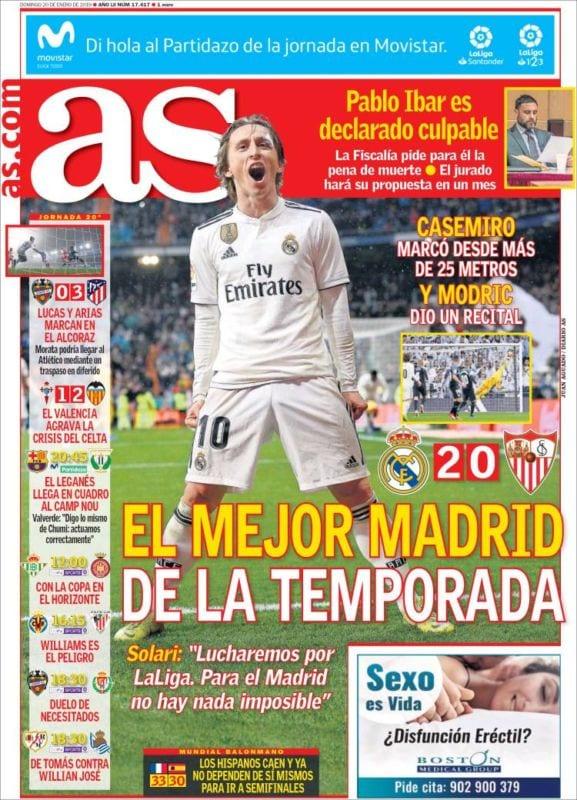 As Portada Mejor Madrid 20.01.19