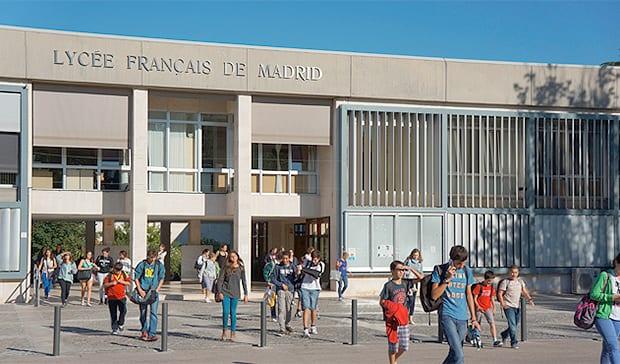 Resultado de imagen para Liceo Francés de Madrid