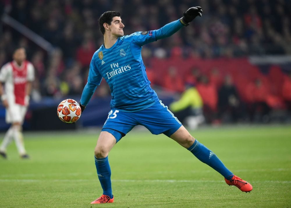 Thibaut Courtois (Getty Images)