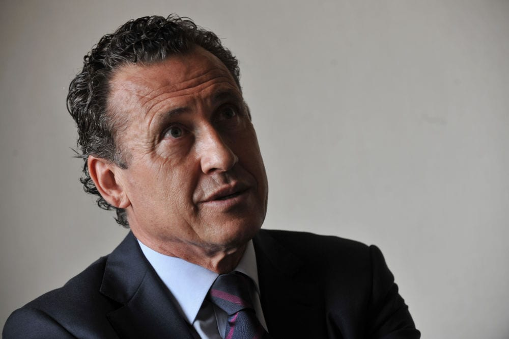 Jorge Valdano (Getty Images)