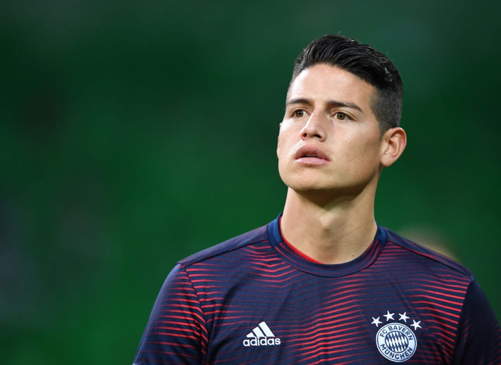 James Rodríguez (Getty Images)