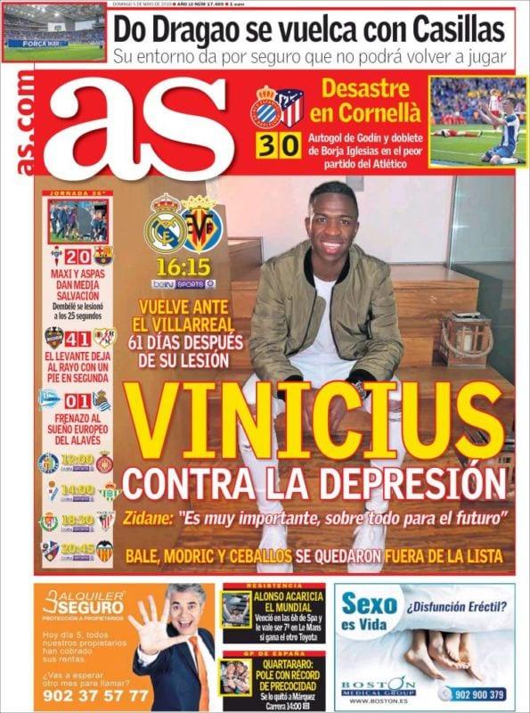 As Portada Vinícius 05.05.19