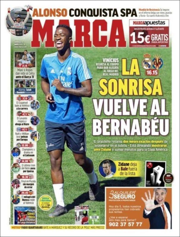 Marca Portada Vinícius 05.05.19