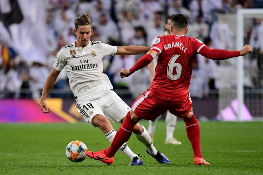 Marcos Llorente (Getty Images)
