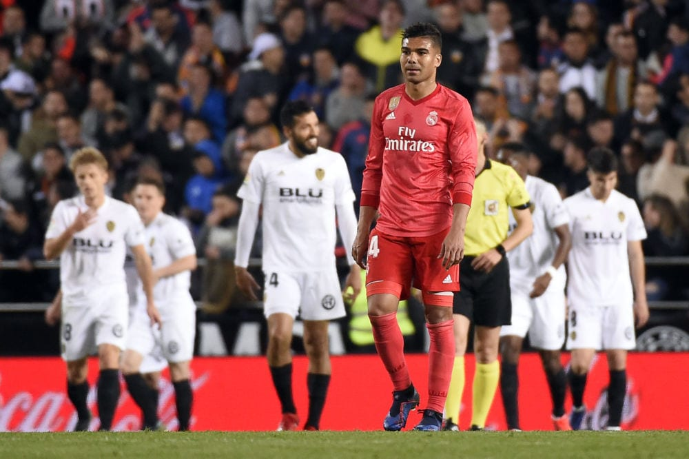 Casemiro Valencia (Getty Images)
