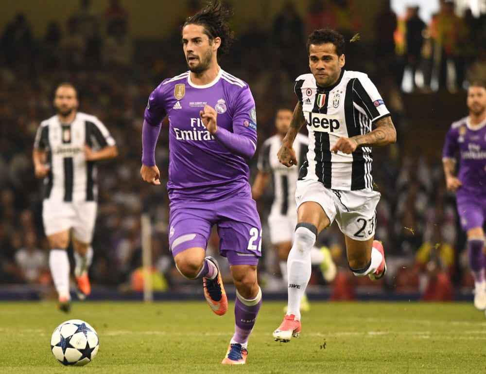 Juventus v Real MadridUEFA Champions League