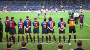 Barça y desobediencia civil