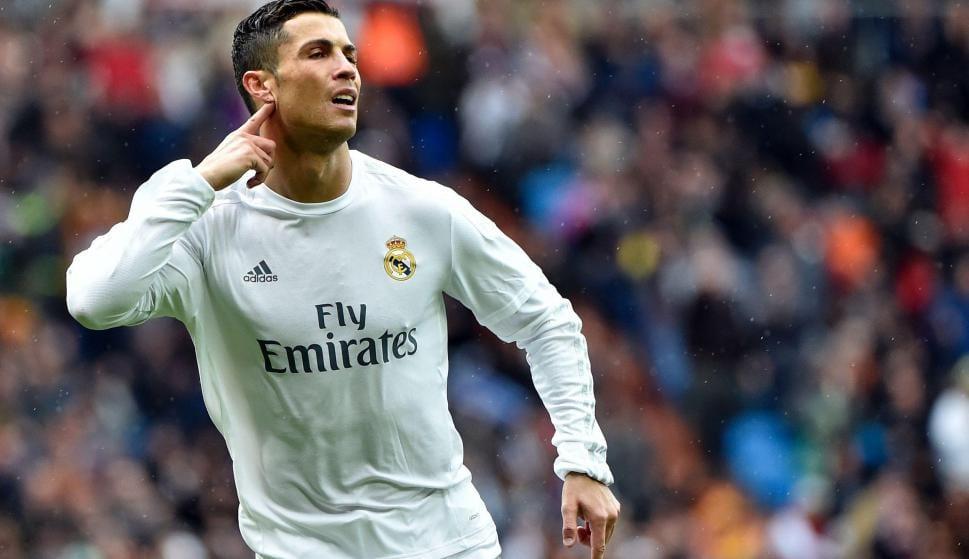 Pitos a Cristiano Ronaldo