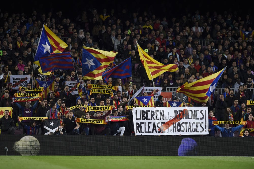 Camp Nou Barcelona Celta (getty Images)