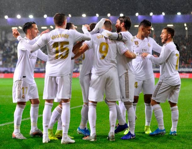 El Real Madrid siempre vuelve