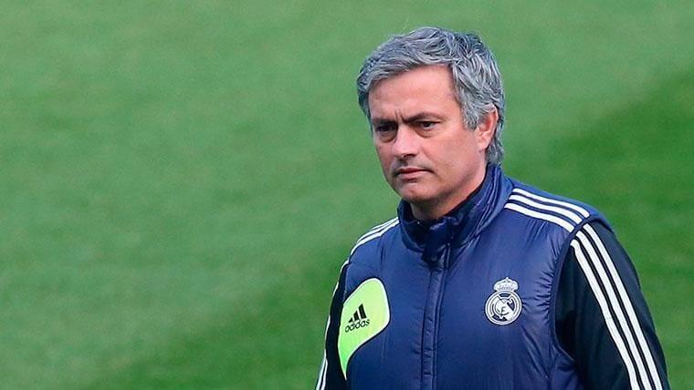 El Real Madrid de Mourinho