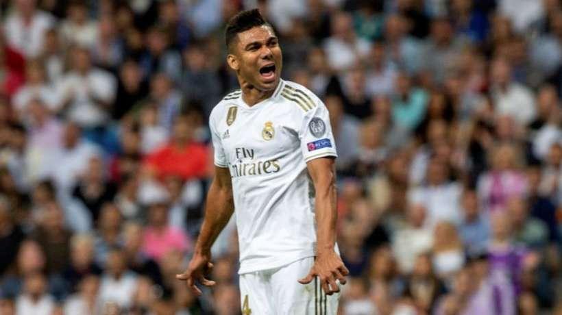 Casemiro líder del Real Madrid