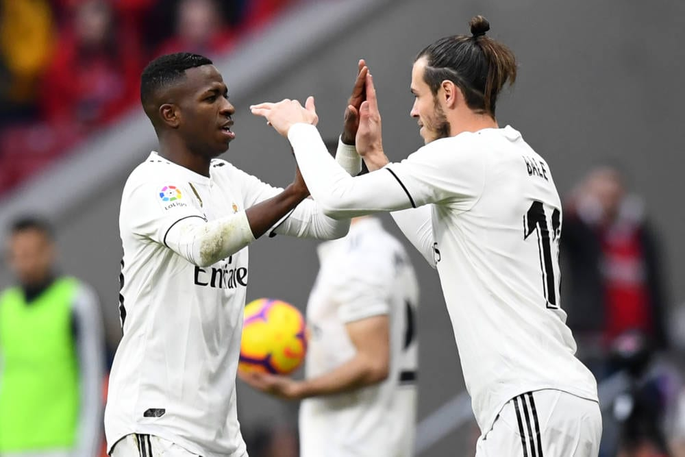 Vinicius & Bale (Getty)