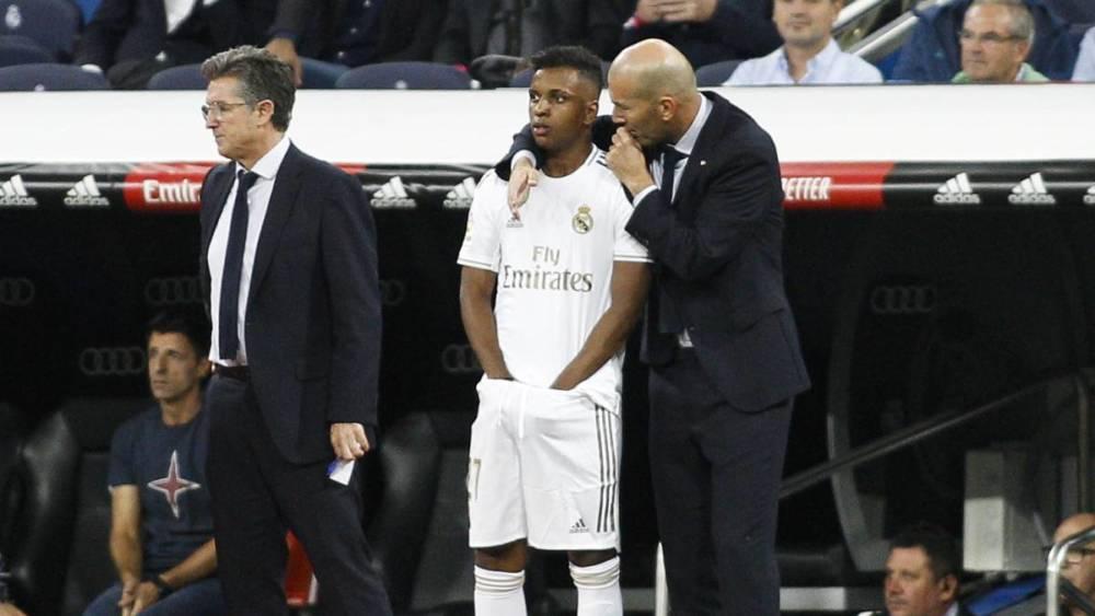 Rodrygo-Zidane