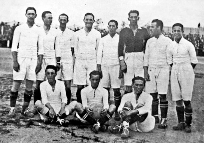 Real Madrid 1918