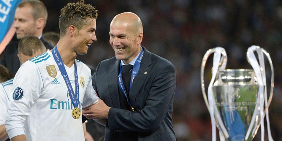 Zidane el ruletista