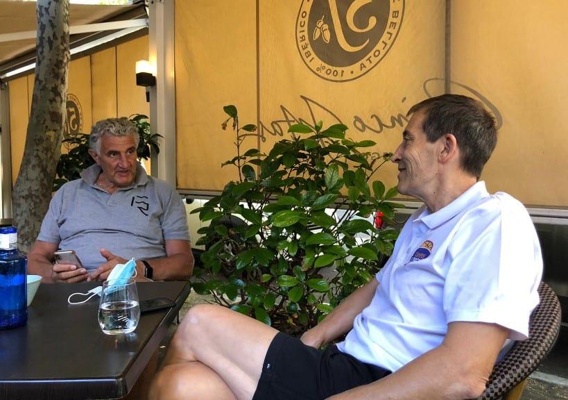 Romay entrevista