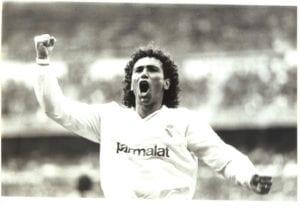 REAL MADRID 90/91