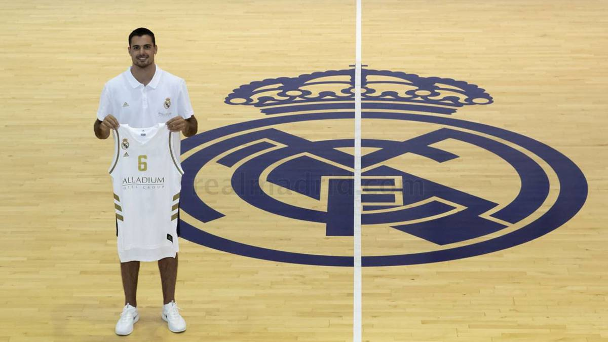 Fichaje Abalde por Real Madrid