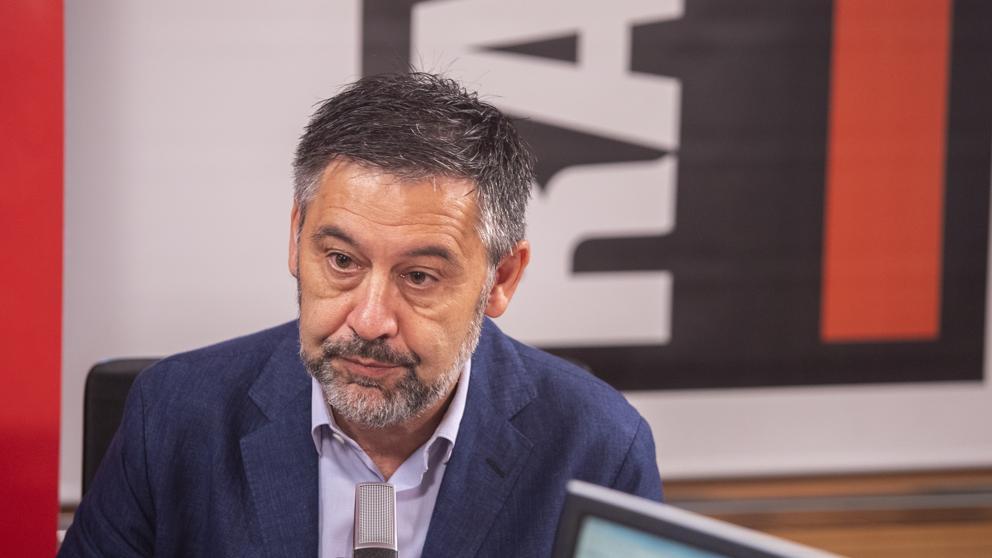 Bartomeu entrevista en RAC1