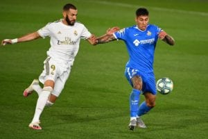 Real Madrid - Getafe1
