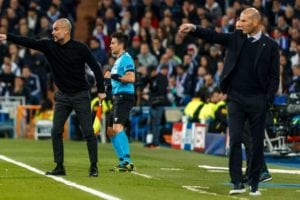 Guardiola contra el Real Madrid