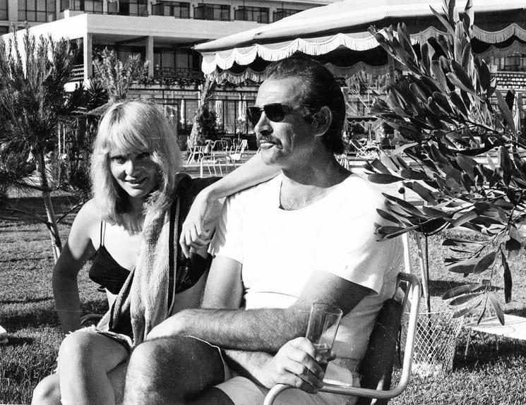 Sean Connery en Marbella.