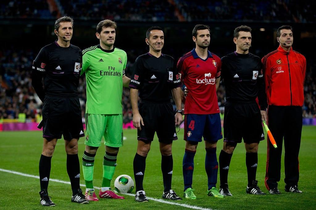 Íker Casillas.