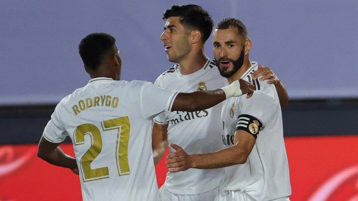 planificación de la plantilla del Real Madrid