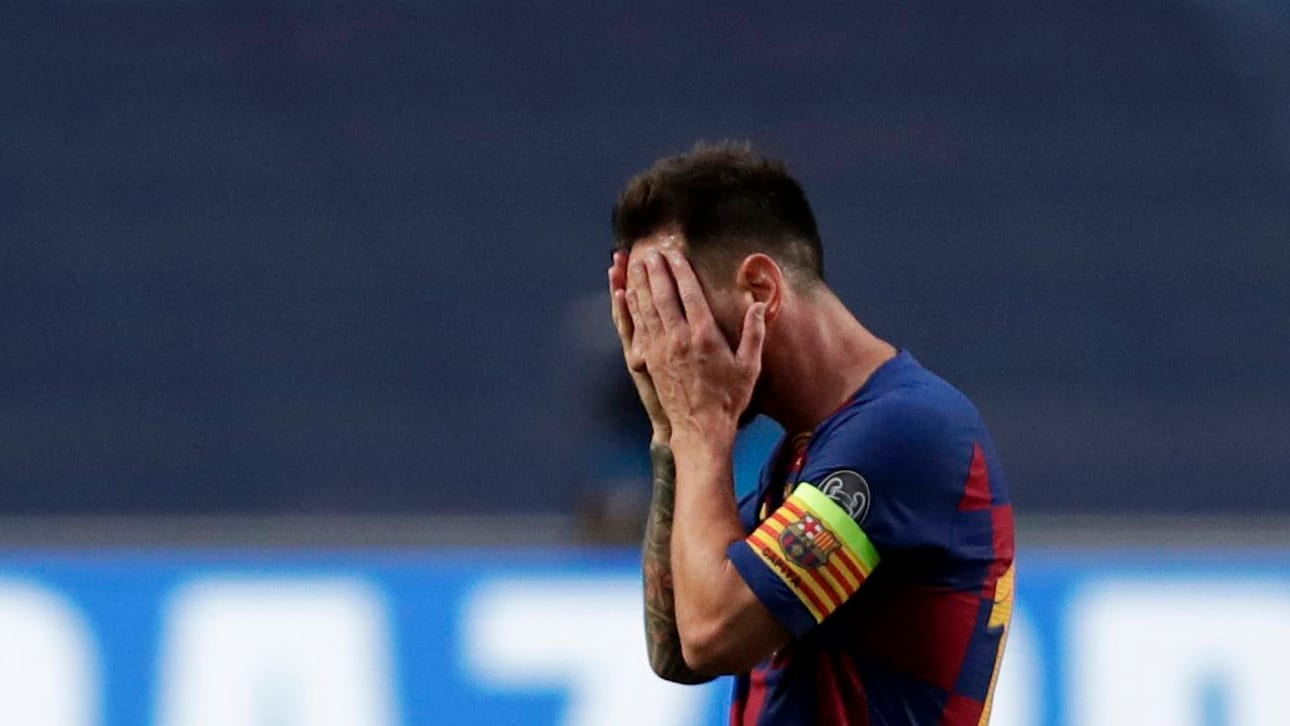 El negro futuro del Barça