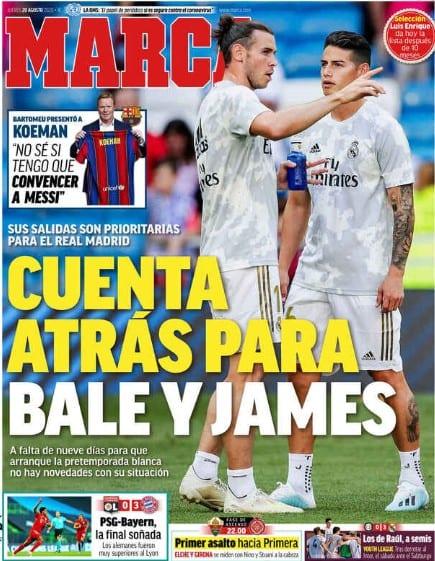 Portada Marca Bale y James