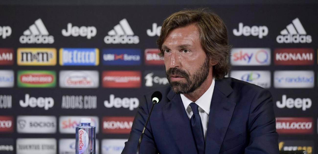 Pirlo entrenador de la Juventus