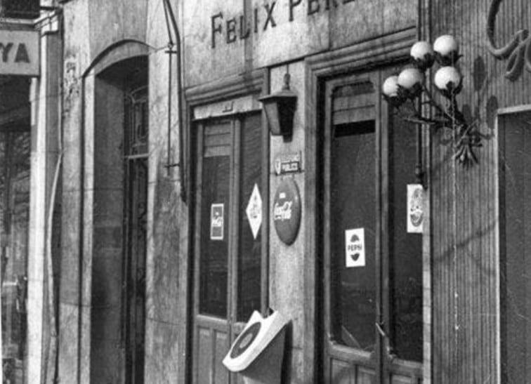 Taberna de Félix Pérez
