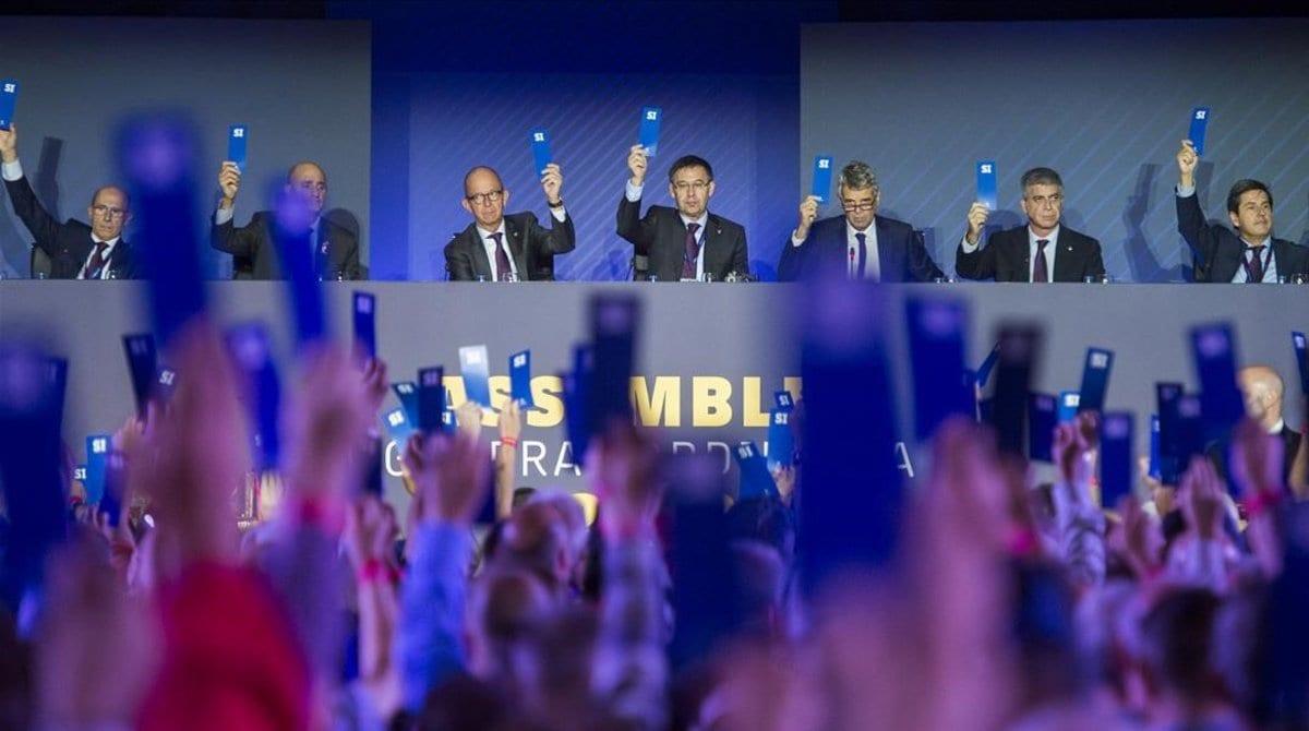 Asamblea Barça