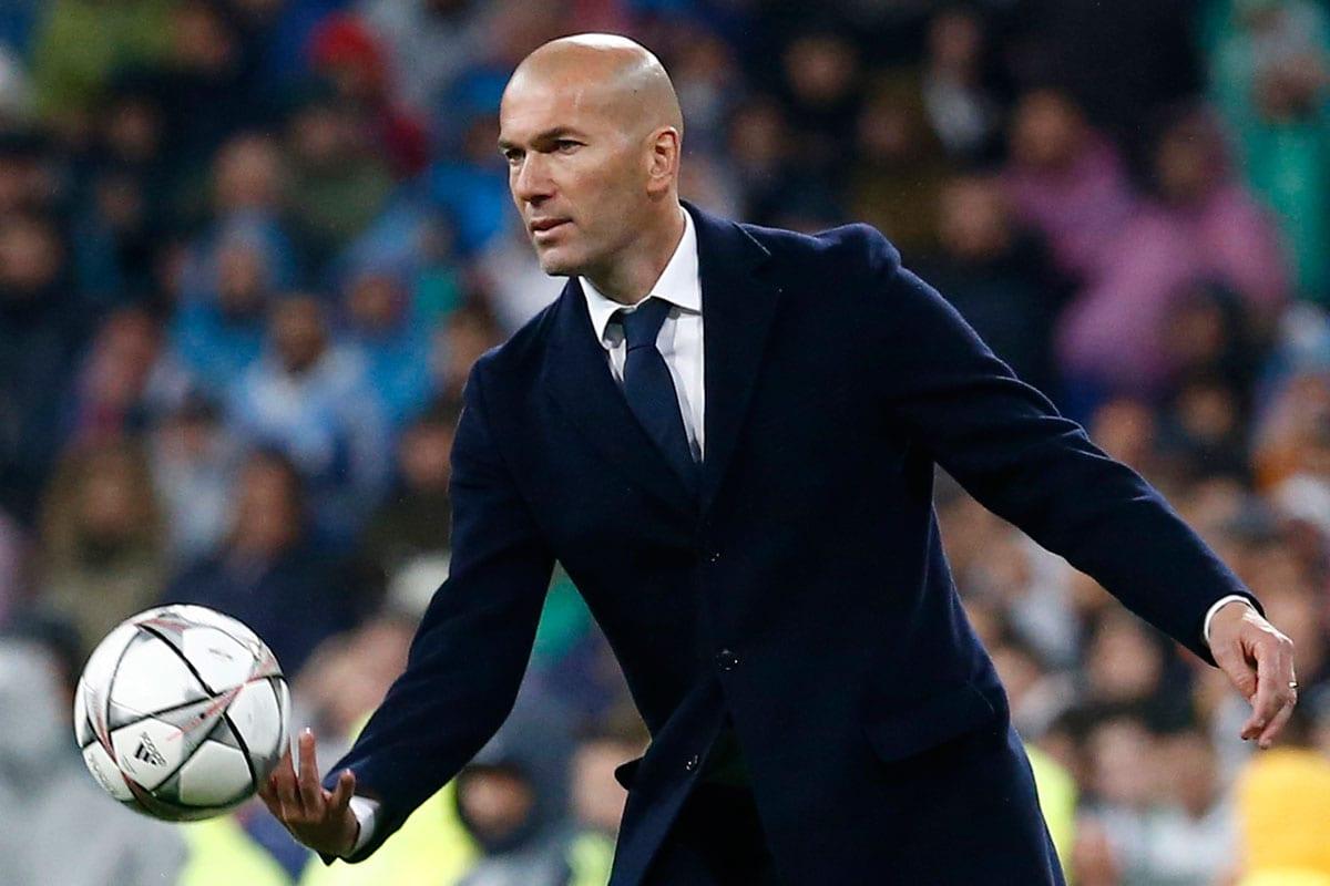 Zidane entrenador carismático