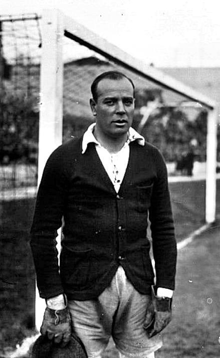 Ricardo Zamora.