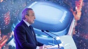 El Real Madrid al rescate de la Liga